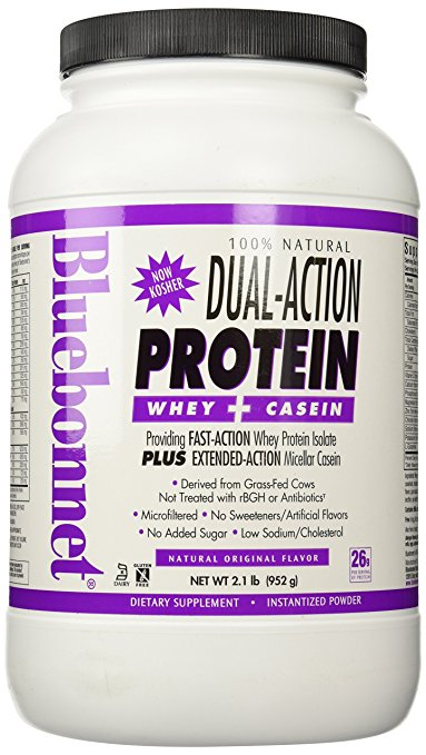BlueBonnet Dual Action Protein