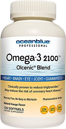 Ocean Blue Professional Omega-3 Dietary Supplement
