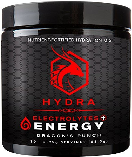 Six Nutrition - Hydra Energy + Electrolytes Drink Mix