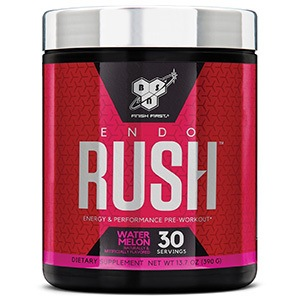 BSN Endorush Pre Workout Powder