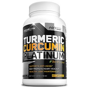 HighMark Nutrition Turmeric Curcumin with Bioperine & Ginger